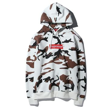 Supreme Cow Camouflage Hoodie Sweater M Xxl | Best Deal Online