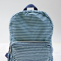 AEO Women's Striped Backpack (Turquoise)