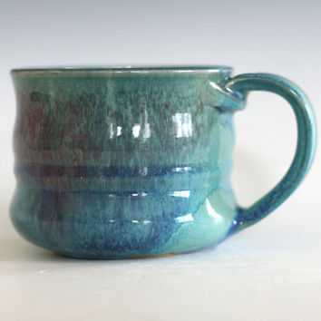 DISCOUNTED Coffee Mug, handmade ceramic cup, ceramic stoneware mug, coffee cup
