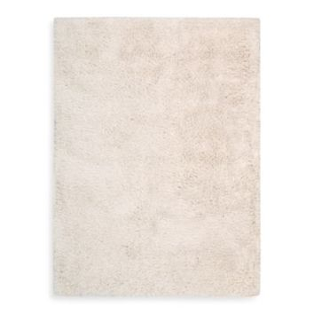 Kenneth Cole Reaction Home Shag 2-Foot x 3-Foot Accent Rug in White