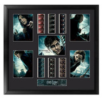 Harry Potter and the Deathly Hallows Montage Film Cels (Nowhere is Safe) | HarryPotterShop.com