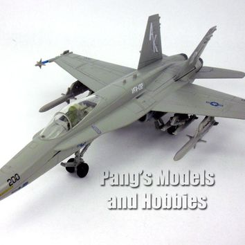 Boeing - McDonnell Douglas F/A-18 (F-18) Hornet 1/48 Scale Diecast Model by MotorMax