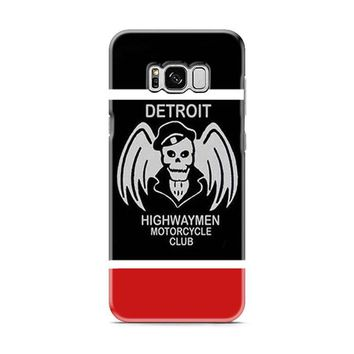 DETROIT HIGHWAYMEN MOTORCYCLE CLUB Samsung Galaxy S8 | Galaxy S8 Plus case