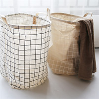 Foldable Waterproof Laundry Clothes Basket