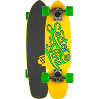 Sector 9 The Steady Skateboard Yellow One Size For Men 24657760001