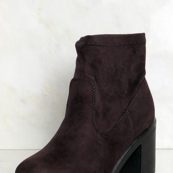 Everyday Bootie Black
