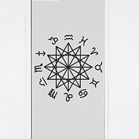 Zero Gravity Zodiac iPhone 6 Cover - Urban Outfitters