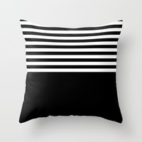 roletna Throw Pillow by Trebam | Society6