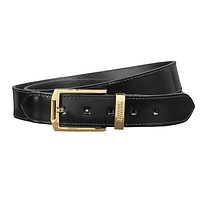 Versace Collection Men's Leather Belt