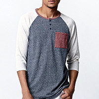 On The Byas Sabo Pocket Raglan Crew T-Shirt at PacSun.com