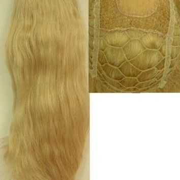 "18"" Integration French Refine Human Remi Hair Pieces"