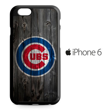 Chicago Cubs iPhone 6 Case