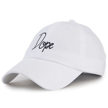 The Worldwide Tour Cap in White
