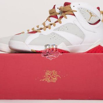 PEAPO2N Air Jordan Retro 7 VII 'Year of the Rabbit' Mens