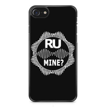 Artic Monkey Are You Mine iPhone 7 Case