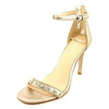 Coach Melrose Gold Sandals Brand New $65 Size 7 or 10