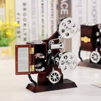 V1511 Originality Projector Music Box