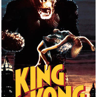 King Kong Terror of the City Movie Poster 11x17