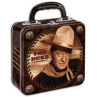 John Wayne Lunch Box - Lunchboxes.com