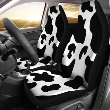 Cow Print Design 1 Seat Covers