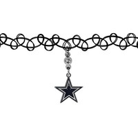 Dallas Cowboys Knotted Choker