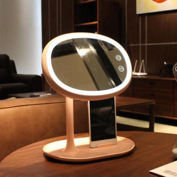 led makeup light Mirror Cosmetic table Lamp USB touch tact switch Bedroom Lamps