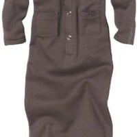 Amazon.com: L'ovedbaby Unisex-baby Newborn Gown, Gray, Newborn: Clothing