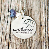 Dance in the Rain Necklace