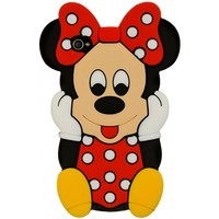 MINNIE MOUSE IPHONE 4/4S + 5 CASE. - TECH