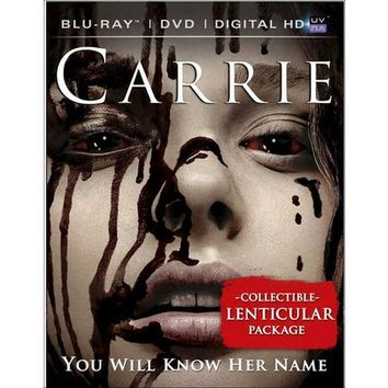 Carrie (2013) (2 Discs) (Includes Digital Copy) (UltraViolet) (Blu-ray/DVD) (Widescreen)