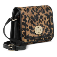 Lafayette Novelty Push Lock Crossbody