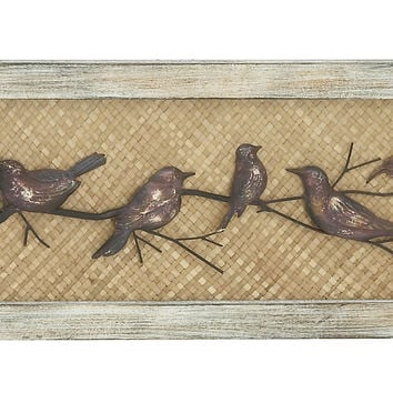 Shop Wall Decor Bird Wood on Wanelo