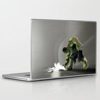 Puny Apple..... Laptop & iPad Skin by Emiliano Morciano (Ateyo) | Society6