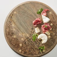 Engraved Cheese Board