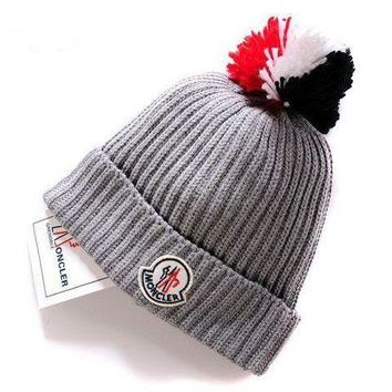 DCC3W Moncler New Style 5 Cable Knit Beanie
