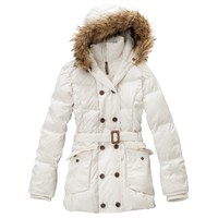 Timberland - Women's Earthkeepers® Insulated Mid-Length Down Jacket