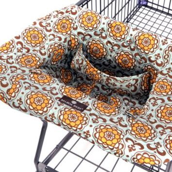 Balboa Baby® Shopping Cart and High Chair Cover in Suri