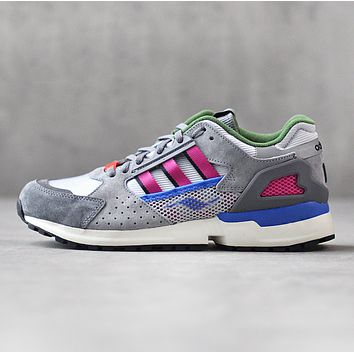 Adidas Consortium Overkill ZX 10000 COVERKILL New fashion mesh couple contrast color high quality shoes