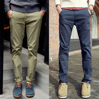Urban Man Street Style Casual Pants