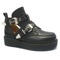 Cutout Creeper Boot