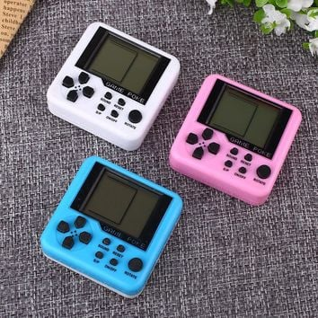 1.3 Inches Game Console 3 Color Handheld Portable Toys Children Kid Retro Player