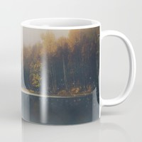 Autumn Dusk Mug by SpaceFrogDesigns