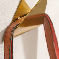 Metal Triangle Wall Hook - Urban Outfitters