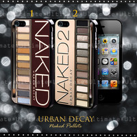 Urban Decay Naked Pallete iphone 4/4S/5 case cover