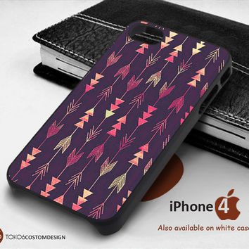 Anchor Arrow for iPhone 4/4S, iPhone 5/5S, iPhone 6, iPod 4, iPod 5, Samsung Galaxy Note 3, Galaxy Note 4, Galaxy S3, Galaxy S4, Galaxy S5, Galaxy S6, Phone Case