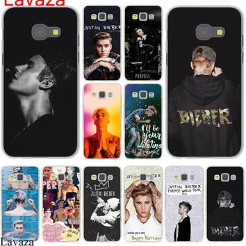 Lavaza Fashion JUSTIN BIEBER Hard Case Cover for Galaxy A3 A5 J5 (2015/2016/2017) & J3 J5 Prime A7 J7