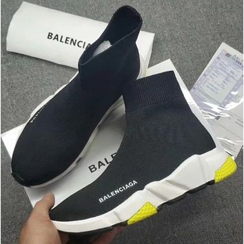 Balenciaga / GUCCI Warm love sports socks shoes