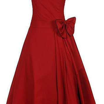 red dresses for women wedding guests vintage inspired online shopping fifties rockabilly pin up bride wear