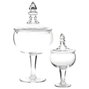 Global Views Glass Apothecary Jar