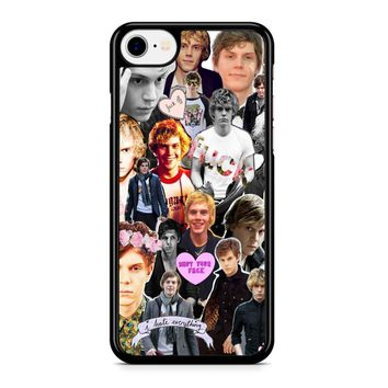 Evan Peters Collage 3 Iphone 8 Case